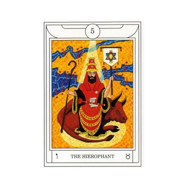 Golden Dawn Magical Tarot 4