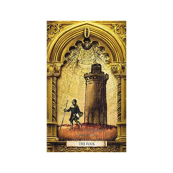 Lost Tarot of Nostradamus 1