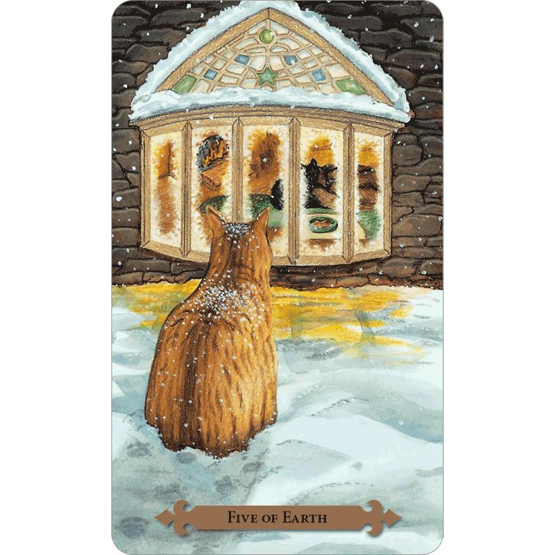 Mystical Cats Tarot 4