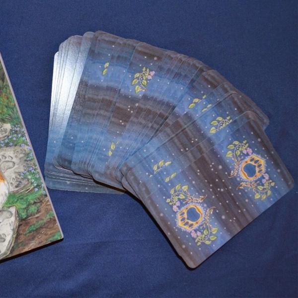Mystical Cats Tarot 7