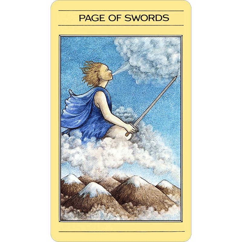 New Mythic Tarot 3
