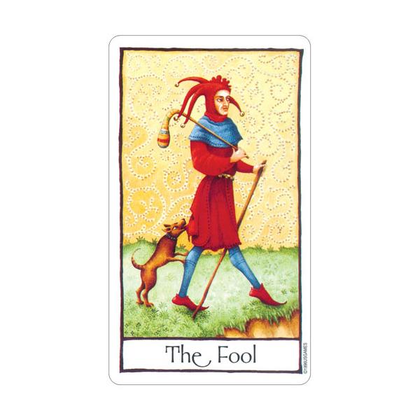 Old English Tarot 1