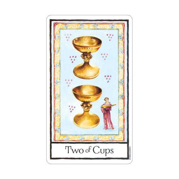Old English Tarot 3