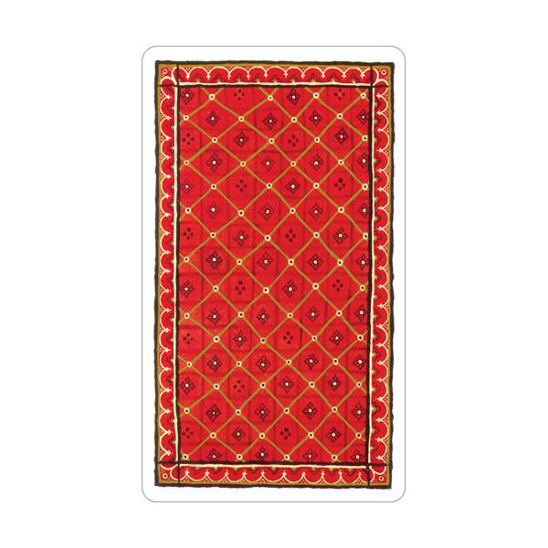 Old English Tarot 7
