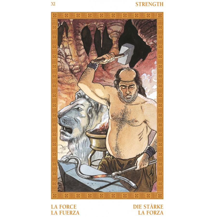 Olympus Tarot 4