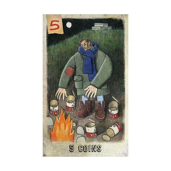Omegaland Tarot 1