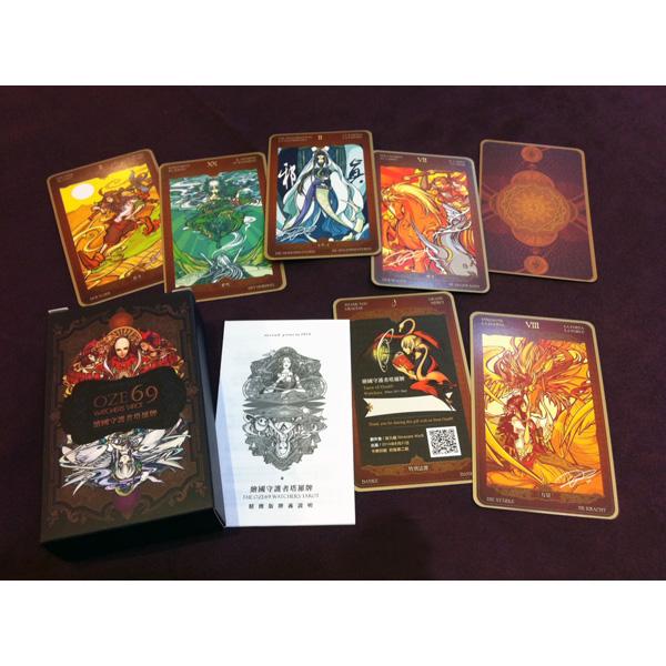 Oze69 Watchers Tarot 15