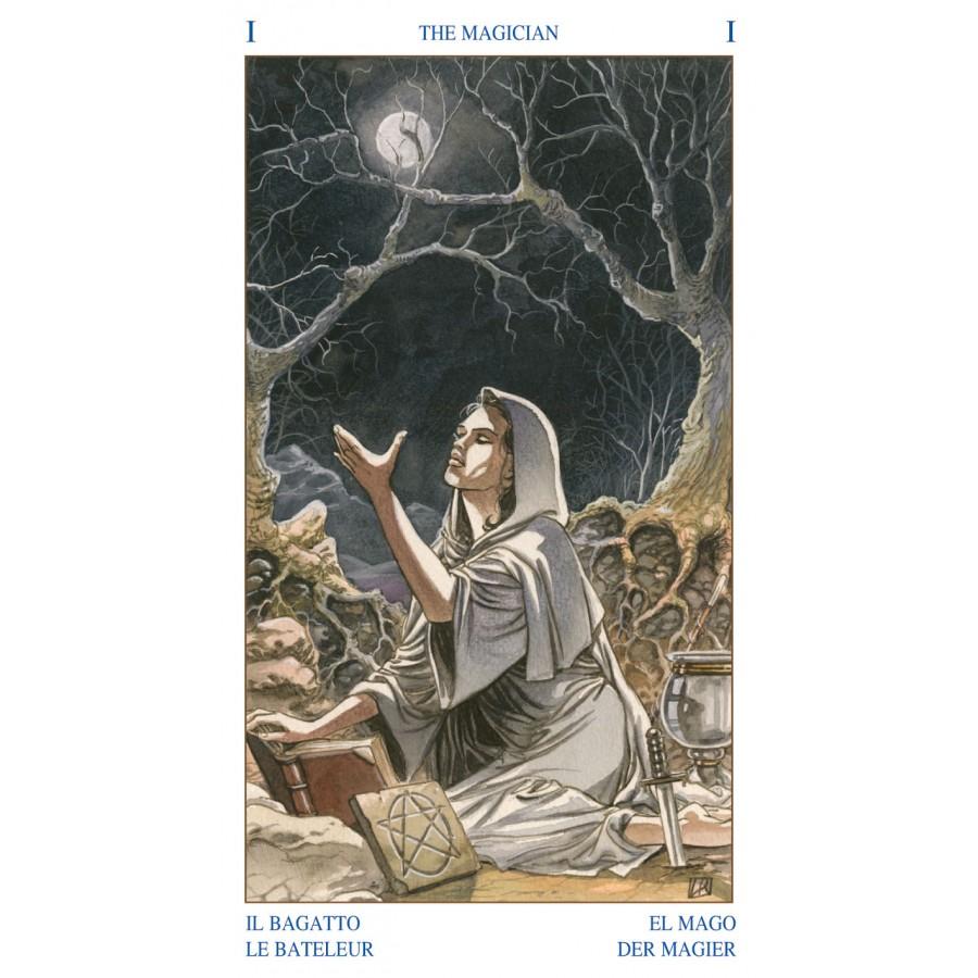 Pagan Tarot 1
