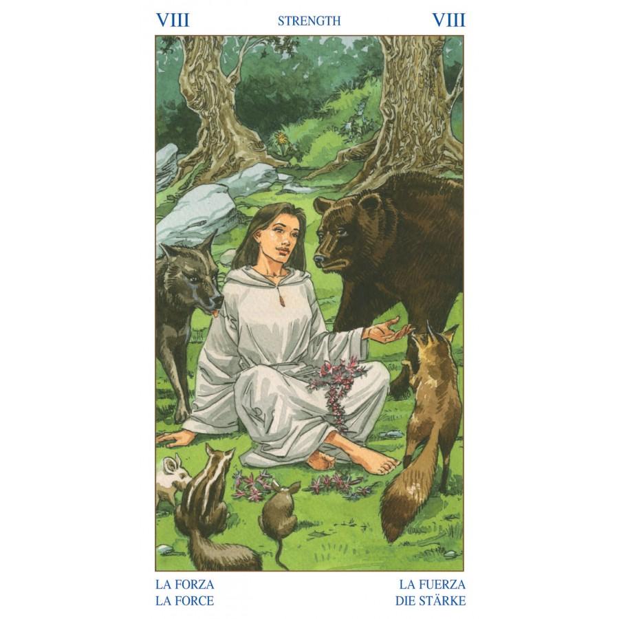 Pagan Tarot 3