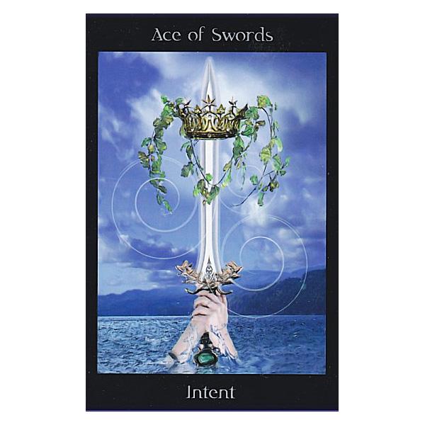 Pagan Ways Tarot 6