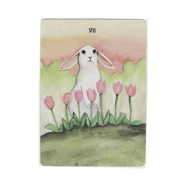 Rabbit Tarot 7