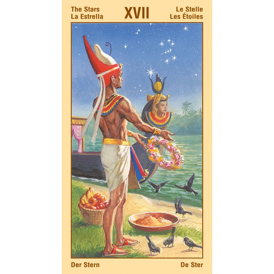 Ramses Tarot of Eternity 10