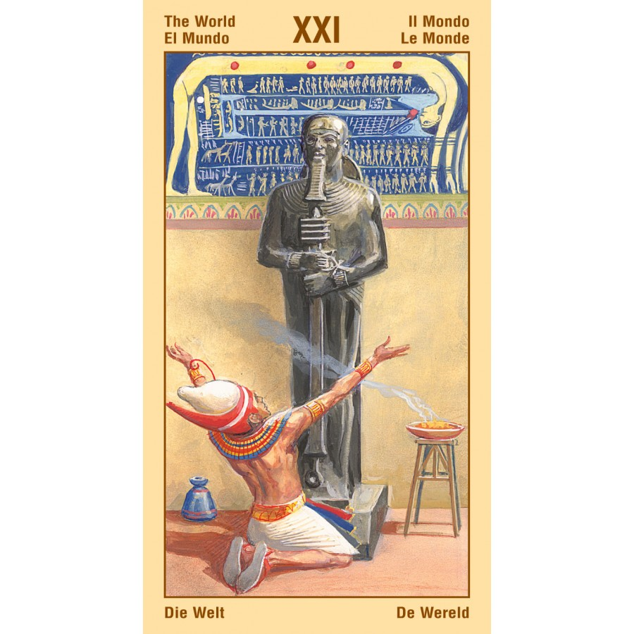Ramses Tarot of Eternity 11