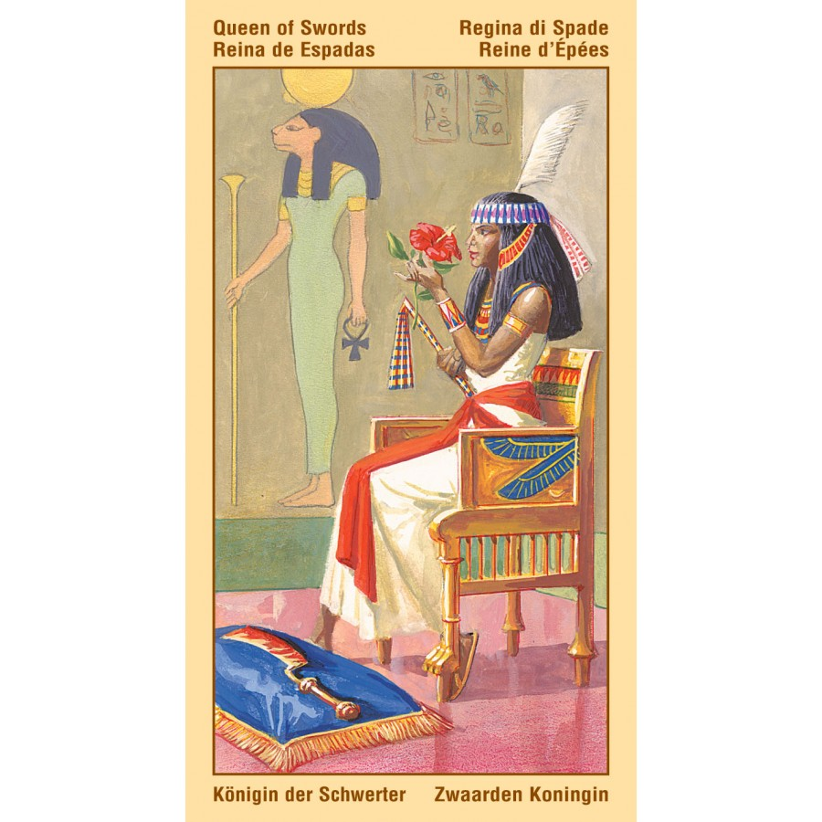 Ramses Tarot of Eternity 4