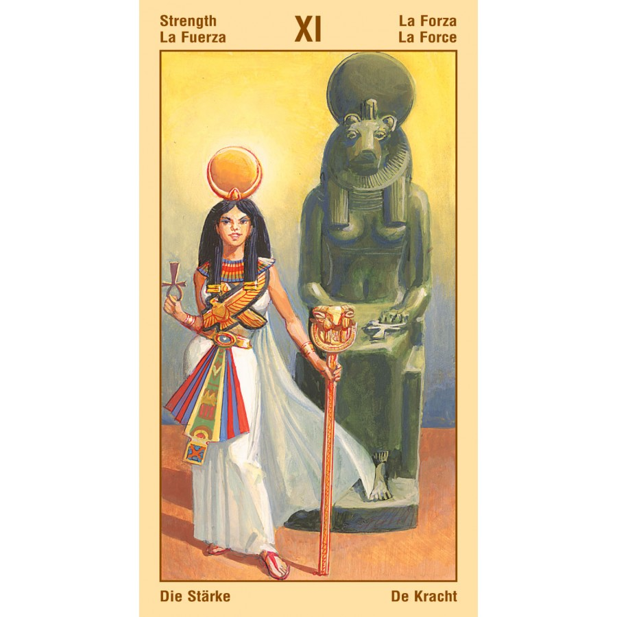 Ramses Tarot of Eternity 8