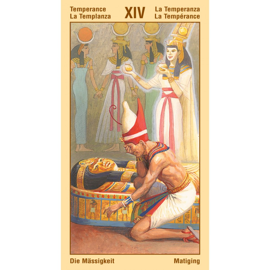 Ramses Tarot of Eternity 9