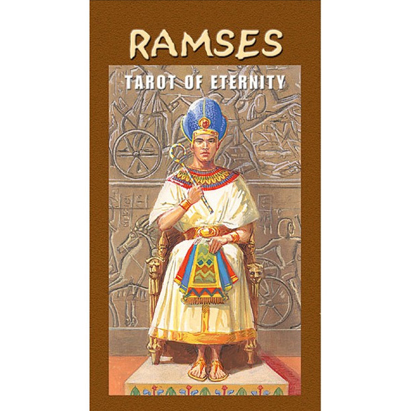 Ramses Tarot of Eternity cover