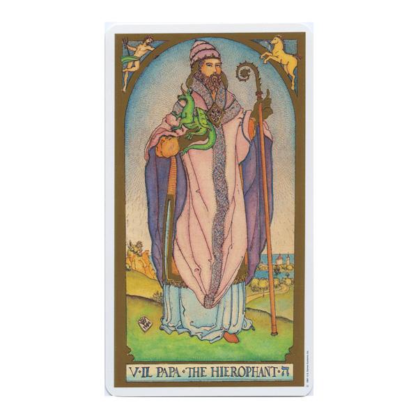 Renaissance Tarot 4
