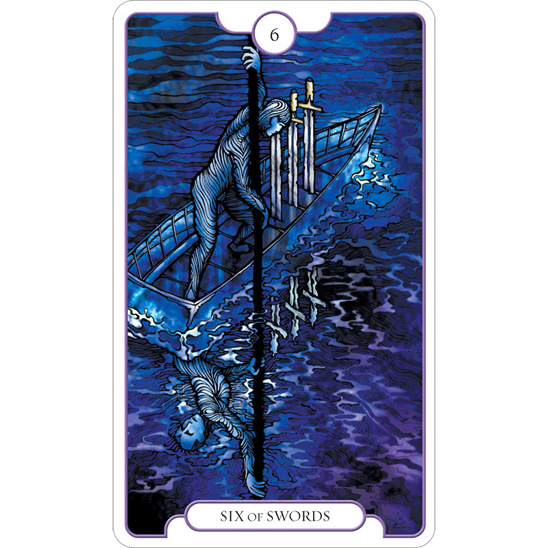 Revelations Tarot 5