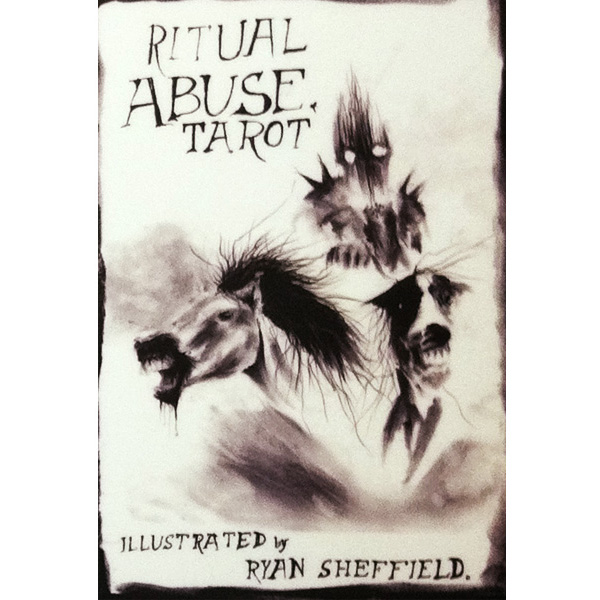 Ritual Abuse Tarot cover