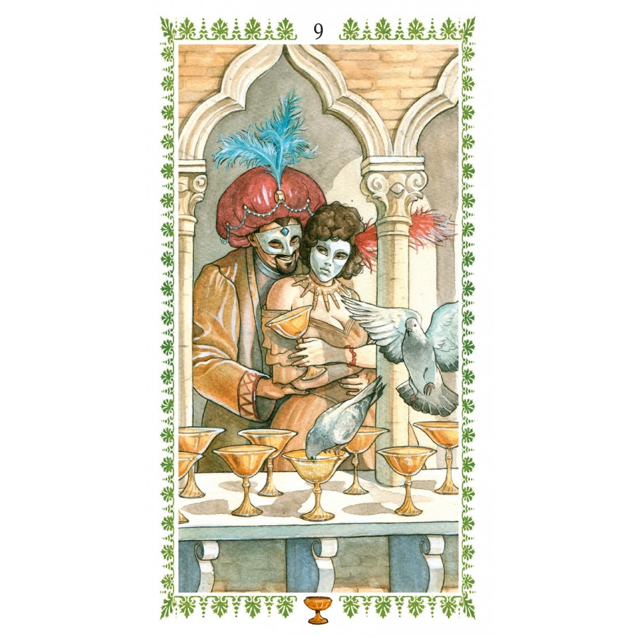 Romantic Tarot 2