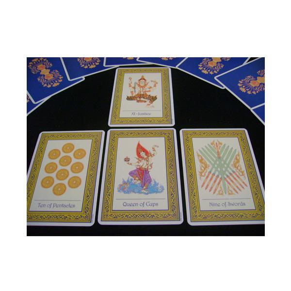 Royal Thai Tarot 10