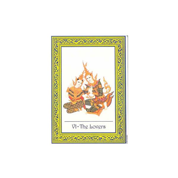 Royal Thai Tarot 8