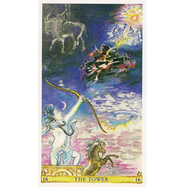 Sacred India Tarot 3