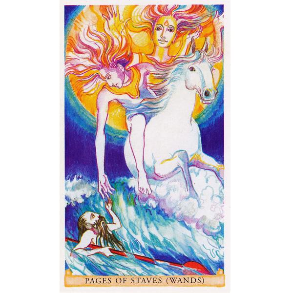 Sacred India Tarot 4