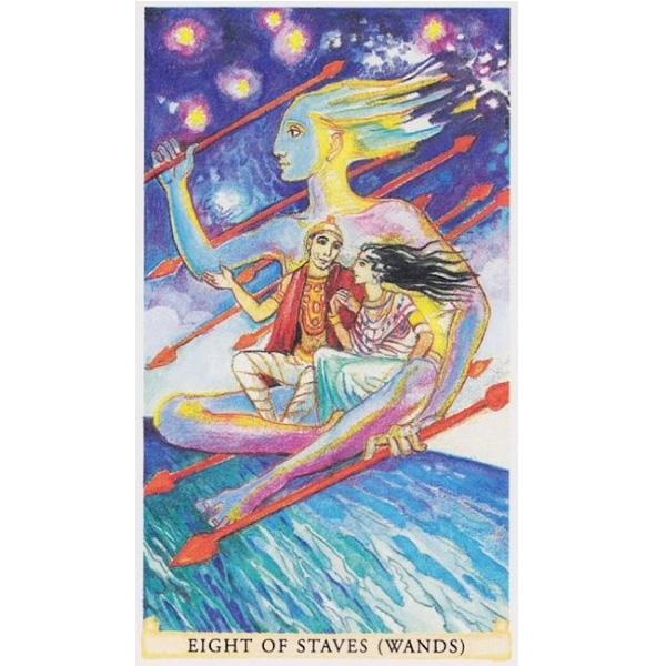 Sacred India Tarot 6