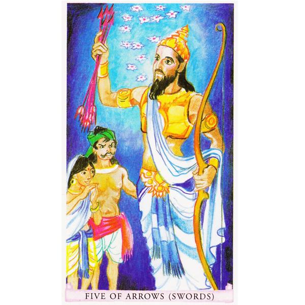 Sacred India Tarot 7