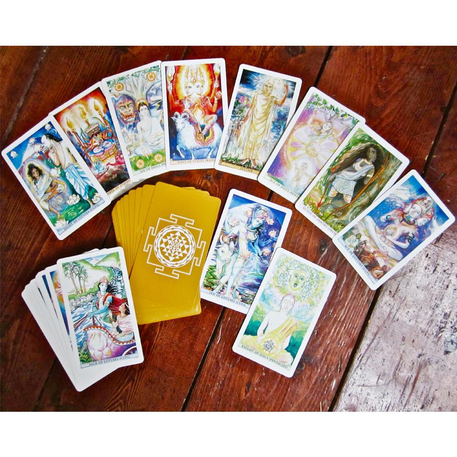 Sacred India Tarot 8
