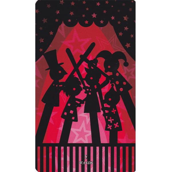 Silhouettes Tarot 3