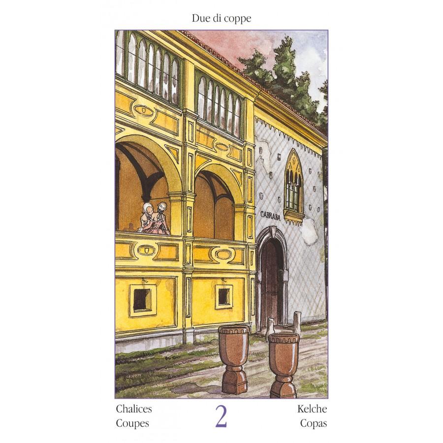 Tarot of Casanova 1