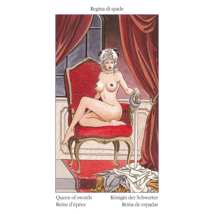 Tarot of Casanova 4