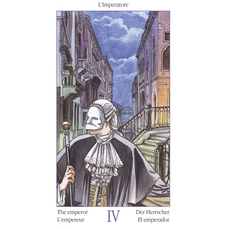 Tarot of Casanova 6