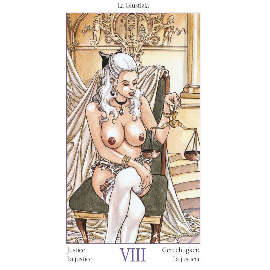 Tarot of Casanova 7