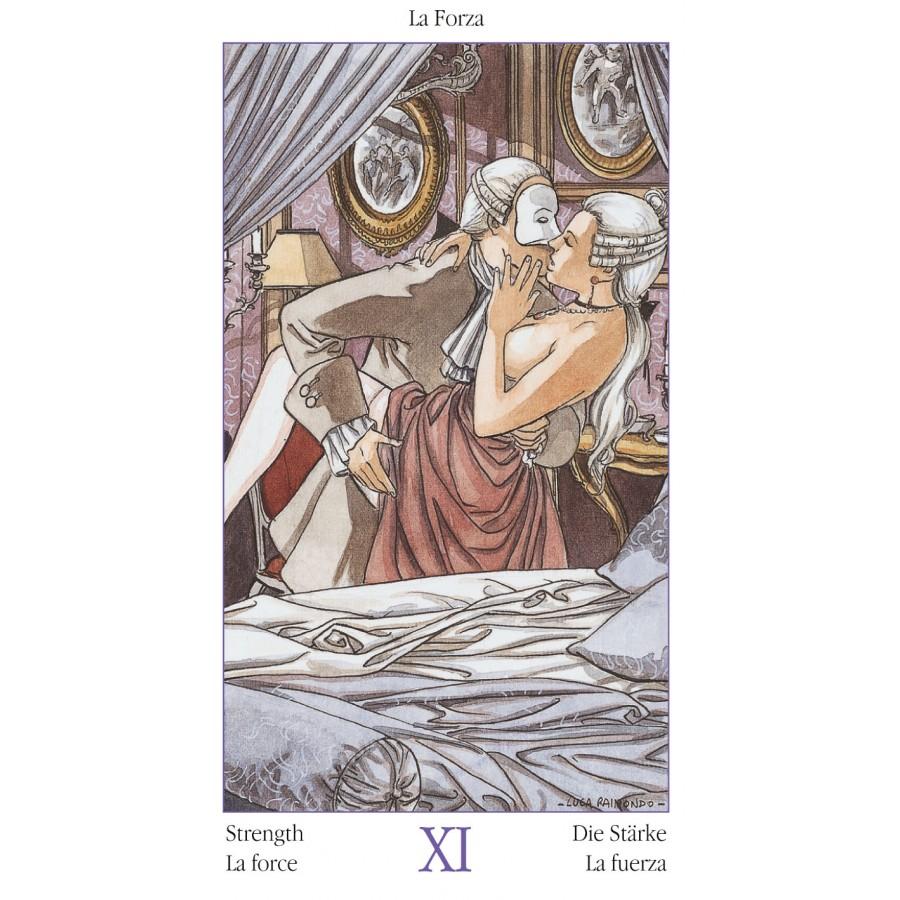 Tarot of Casanova 8