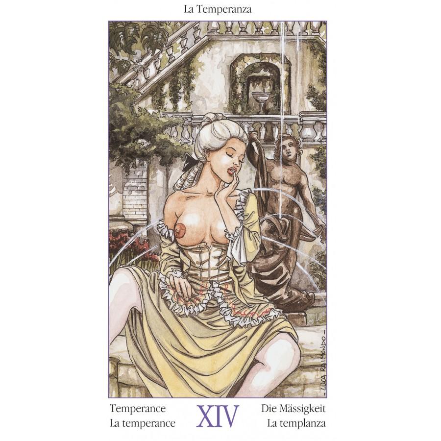 Tarot of Casanova 9