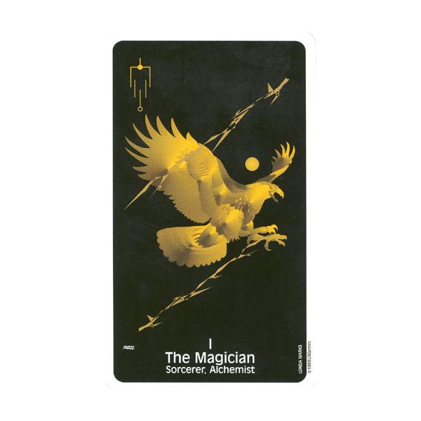 Crow's Magick Tarot 1