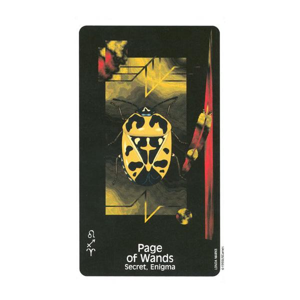 Crow's Magick Tarot 3