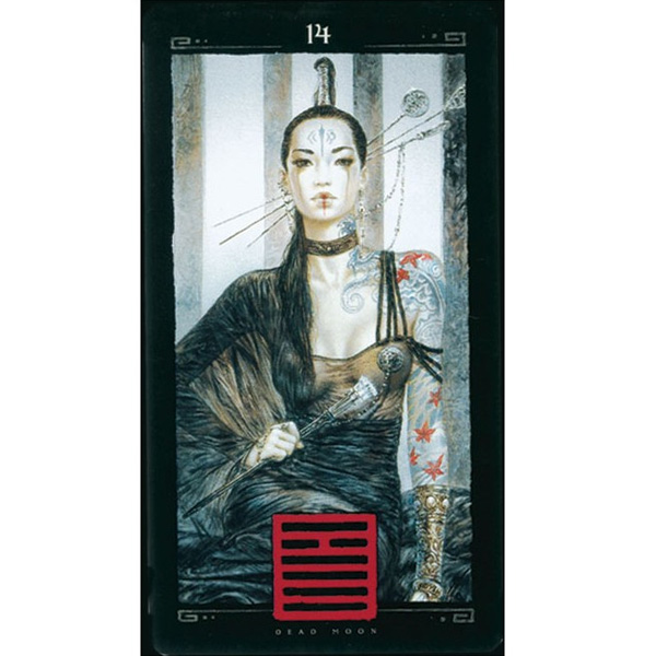 I Ching Dead Moon Deck 1