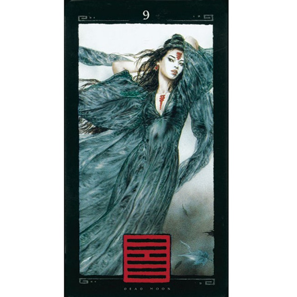 I Ching Dead Moon Deck 2
