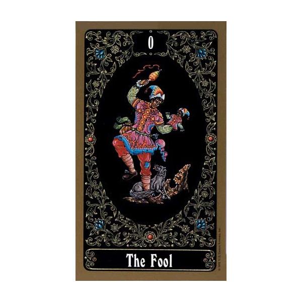 Russian Tarot of St. Petersburg 1