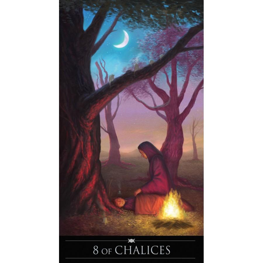 Silver Witchcraft Tarot 6