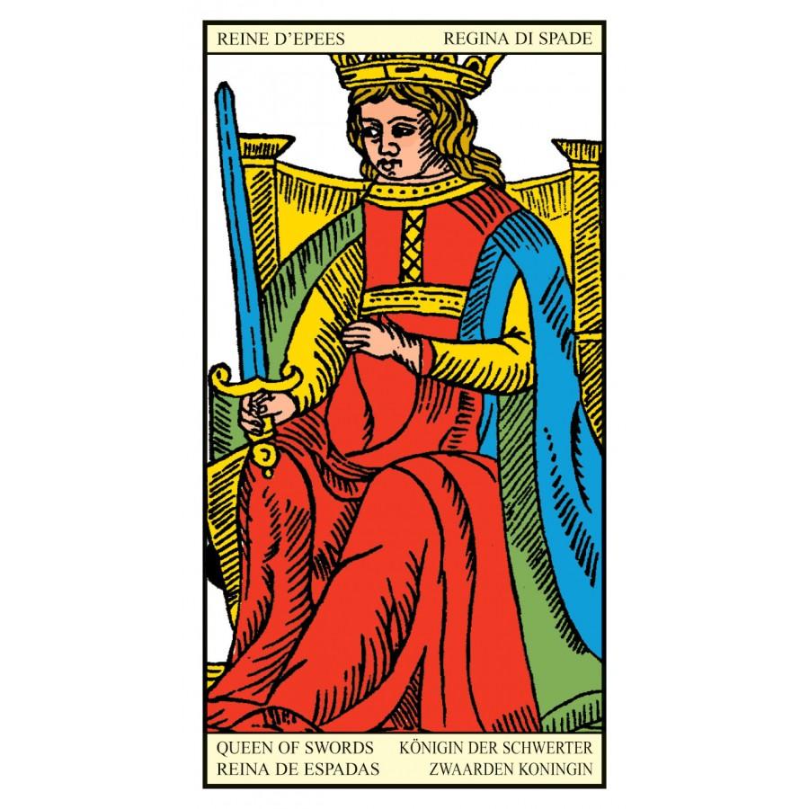 Tarot of Marseille 11