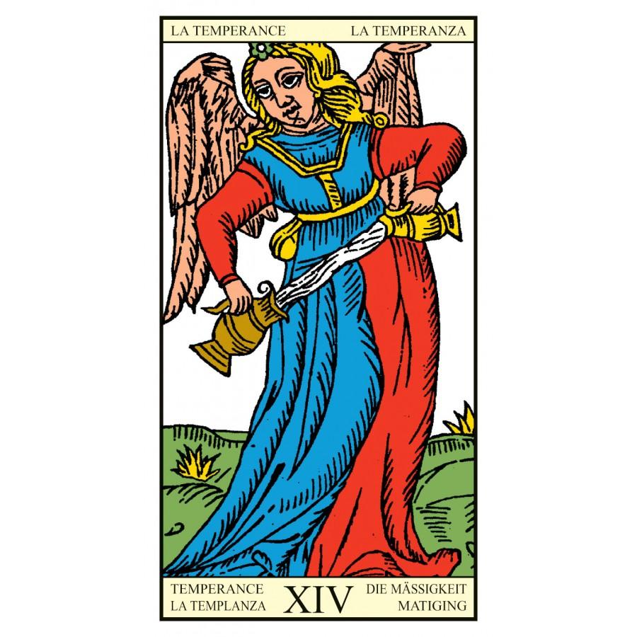 Tarot of Marseille 5