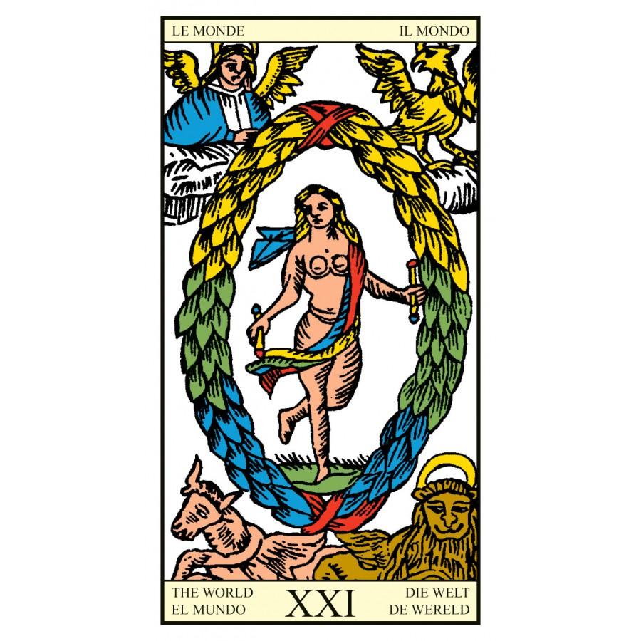 Tarot of Marseille 7