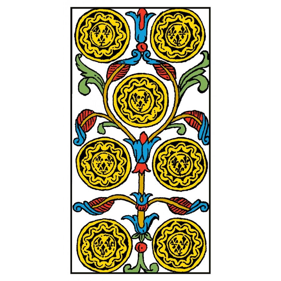 Tarot of Marseille 9