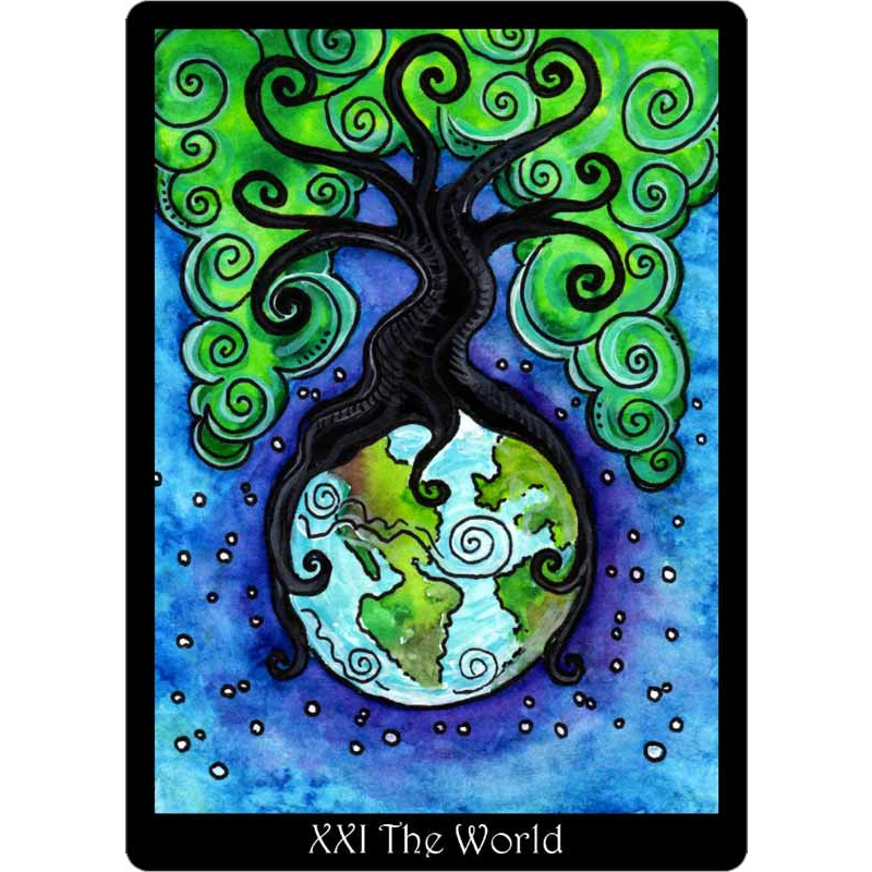 Tarot of Trees 2